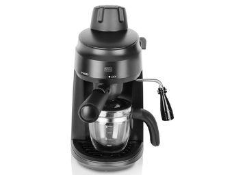 BLACK+DECKER Espresso & Cappuccino Coffee Maker