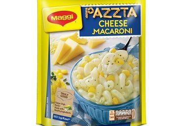 MAGGI PAZZTA Instant Pasta, Cheese Macaroni – 70g Pouch