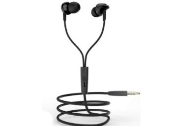 boAt Bassheads 100 in Ear Wired Earphones At Rs. 349