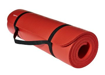AmazonBasics 13mm Extra Thick Yoga and Exercise Mat At Rs. 995