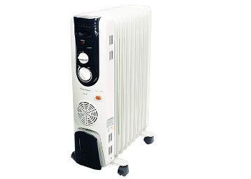 Morphy Richards Oil Filled Radiator Room Heater