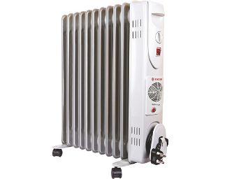 Singer Oil Filled Radiator Room Heater