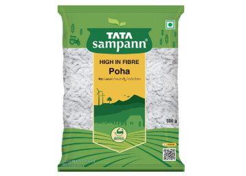 Tata Sampann Poha (Thick), 500 g At Rs. 37