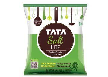 Tata Salt Lite, Low Sodium, 1kg At Rs. 32