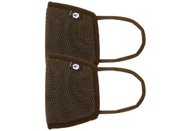 Fort Collins Unisex Cotton Face Mask (Pack of 2)