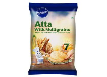 Pillsbury Multi Grain Atta, 5kg At Rs. 219