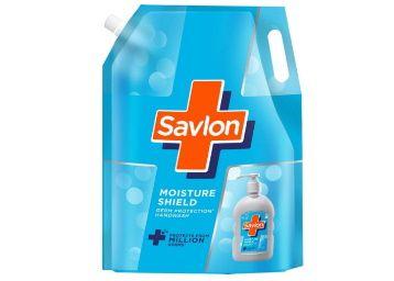 Savlon Moisture Shield Germ Protection Liquid Handwash Refill Pouch, 1500ml At Rs. 160