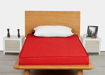 Sleepwell Starlite Mega Extra Firm Bonded Foam Mattress (72*36*4)