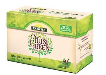 Tata Tea Tulsi Green Tea Bags 25s