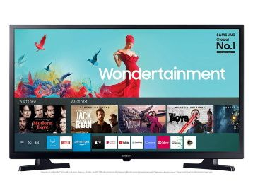 Samsung 80 cm (32 Inches) Wondertainment Series HD Ready LED Smart TV At Rs. 16290