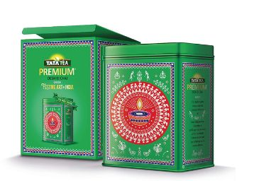 TATA Tea Premium Warli 250gm Festive Tin Pack