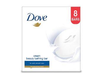 Dove Cream Beauty Bathing Bar (Pack Of 8)
