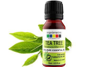 Organix Mantra Tea Tree Essential Oils