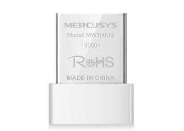 MERCUSYS Nano USB WiFi Dongle MW150US Wireless Adapter