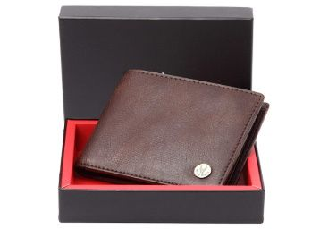 WildHorn RFID Protected Genuine High Quality Leather Wallet for Men At Rs. 299