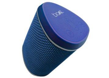 boAt Stone 170 5W Bluetooth Speaker(Cobalt Blue) At Rs. 1299