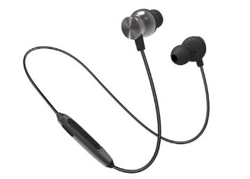 pTron Intunes Pro Magnetic in-Ear Wireless Neckband