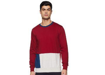 Amazon Brand - Inkast Denim Co. Men Sweatshirt