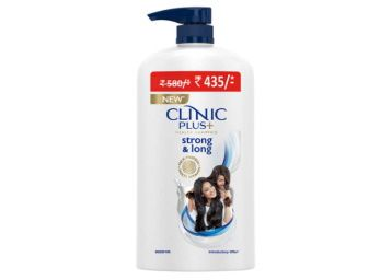 Clinic Plus Strong & Long Shampoo - 1 L AT Rs. 348