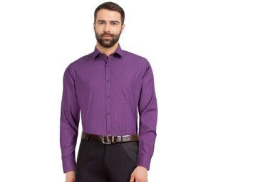 STOP by Shoppers Mens Printed Formal Shirt_205429999-P