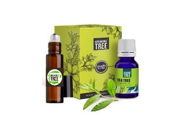 Speaking Tree Pure, Natural, Undiluted & Therapeutic Grade Tea Tree Essential Oil - 15 Ml At Rs. 262