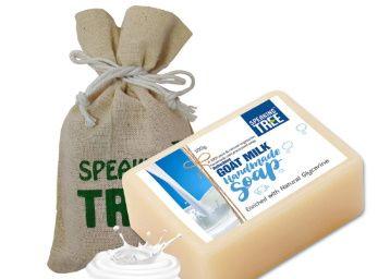 Speaking Tree Refreshing Goat Milk Handmade soap -100 gms At Rs. 186