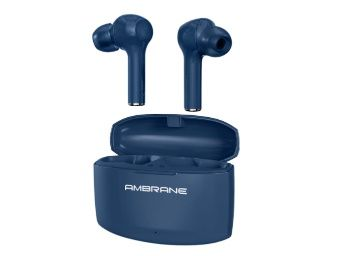 Ambrane NeoBuds 33 True Wireless Earbuds with 15 Hours Total Playtime at Rs. 899