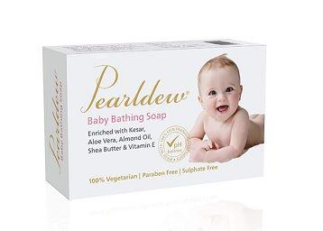 Pearldew Baby Soap