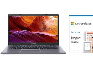 ASUS VivoBook 14 Intel Core i3 10th Gen 14-inch FHD Compact and Light Laptop At Rs. 32589