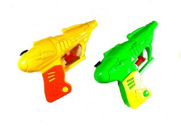 NPRC Kids Toy Water Squirt Gun - Water Game Pistol for Children - Water Fight Toys Pack of 2