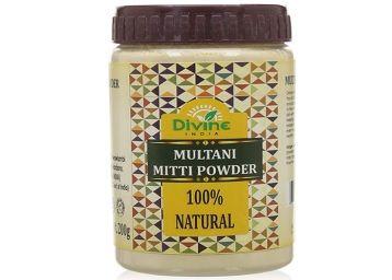 Divine India Multani Mitti, 200 g