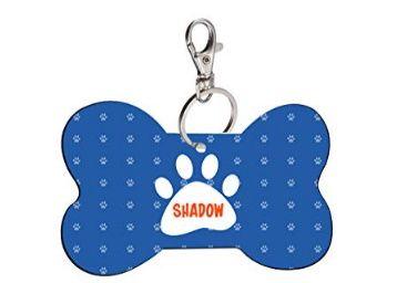 Sky Trends Bone Shape Collar Locket/Pendant for Dog At Rs. 227
