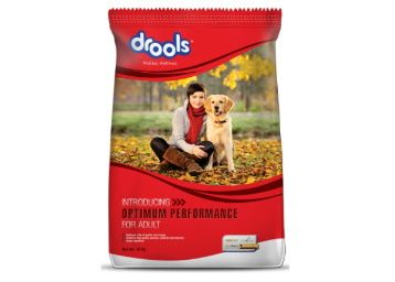 Drools Optimum Performance Adult Dog Food,10kg At Rs. 1153