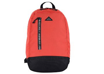 Gear Superior Backpack Orange-Black Backpack