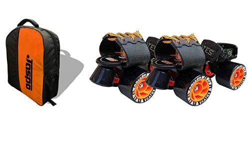 Jaspo Big Boss Adjustable Quad Roller Skates