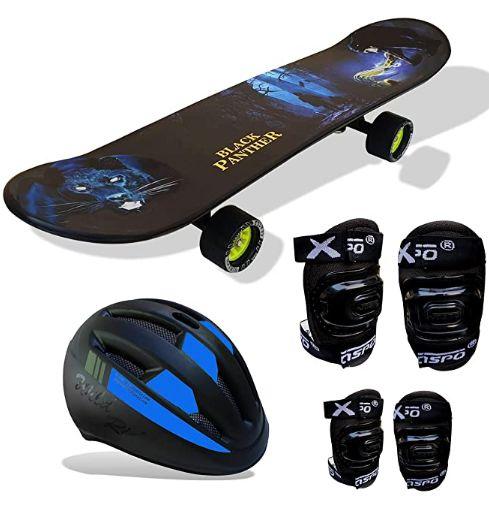 Jaspo Dragon Fire Skateboard Combo