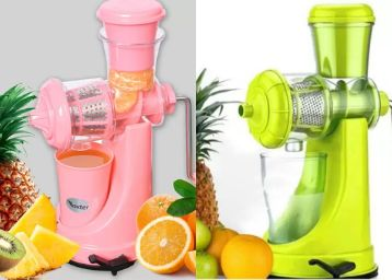 Up to 85% Off Hand Juicers From Just Rs.99 + Extra FKM Rewards