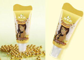 All-New Gold Matte Gloss: Ikkai Lit Strobe Moisturiser At Rs. 295 + Free Shipping