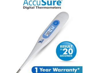 AccuSure MT-32 Digital Thermometer…