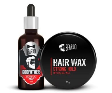 Beardo Hair & Beard Styling Duo Combo At Rs. 299