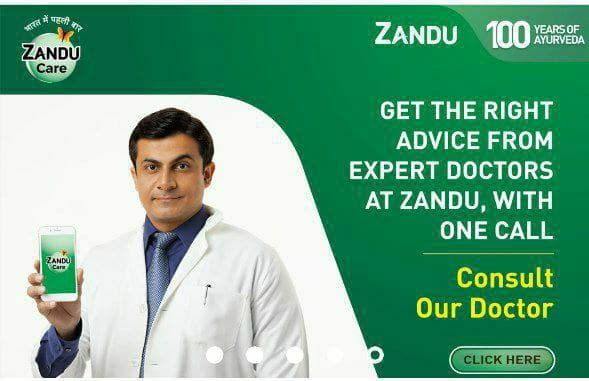 Consult a doctor for FREE for any Problem By Zandu Experts !!