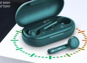 World Of PLAY PLAYGO T44 Ultralight Wireless Earbuds At Rs. 999