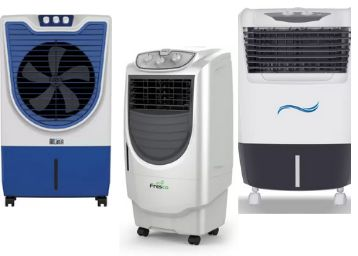 Best Selling Air Coolers Sale - Starts At Just Rs.1599 + Extra Bank Off & FKM Cashback