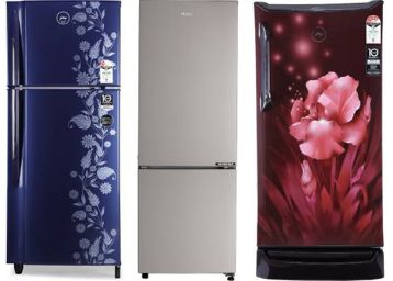 Top 3 Refrigerators On Sale - Upto 45% Off + Bank Discount + Rs. 600 FKM Cashback