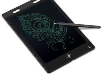 Honey Peach Portable LCD writing Tablet