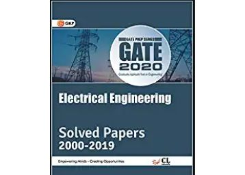 GATE 2020 : Electrical Engineering - Solved Papers 2000-2019 Paperback