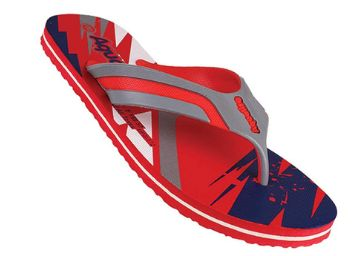 Aqualite Red Slippers