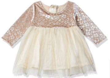 Little Kangaroos Cotton Dress
