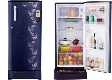 Flat Rs. 4000 Savings - Whirlpool 190 L Single Door Refrigerator At Rs. 11,990