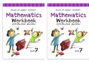 NCERT Workbook cum Practice Material for Class 7 Mathematics Paperback